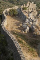 Крепостная стена Старого Бара