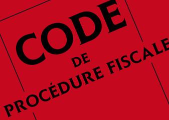 Code de Procédure Fiscale