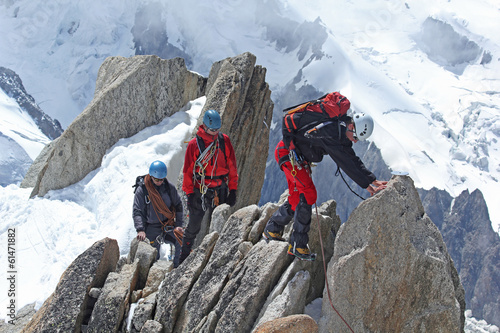 Fototapeta Alpinisme-4521