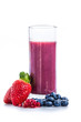 canvas print picture - Smoothie