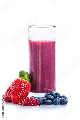 canvas print picture Smoothie