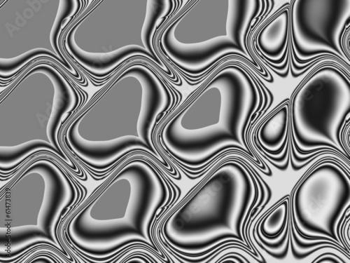 fondo-de-patron-de-corazones-fractales