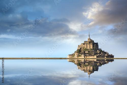 Fototapeta Mont Saint-Michel Normandie