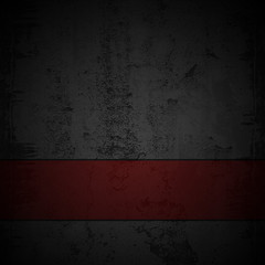 Grunge Background With Red Place for Text
