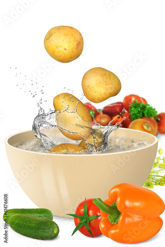 Gemüse 270