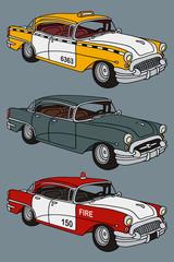 classic american cars