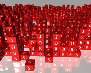 jobs - cubes like a city - find search