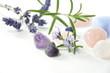 herbs and gemstones - 61479423