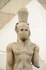 Ptolemy II Philadelphus Statue