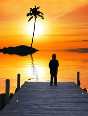 el niño que soñaba con viajar