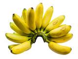 Pisang Mas banana poster