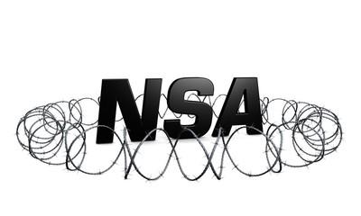 NSA - USA - Schwarz
