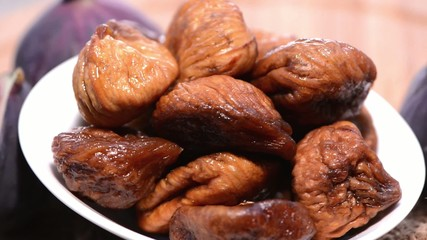 Rotating dried Figs (loopable)