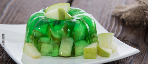 Apple Jello