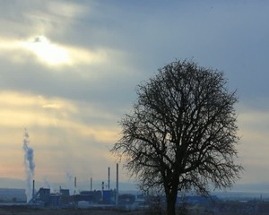 dünyamız kirleniyor&çevre kirliliği