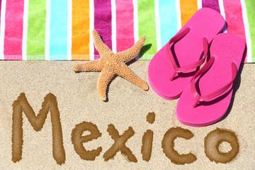 Mexico beach travel