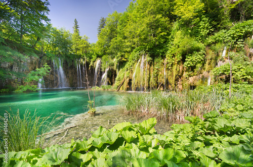 Waterfalls of Plitvice