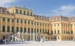 Schonbrunn Palace. Vienna, Austria