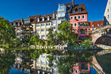 Nuremberg, Germany on the Pegnitz River - 61485882
