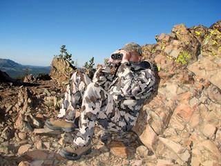 hunting alone