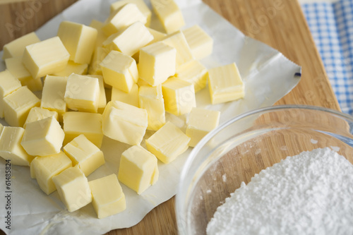 Butter for Baking