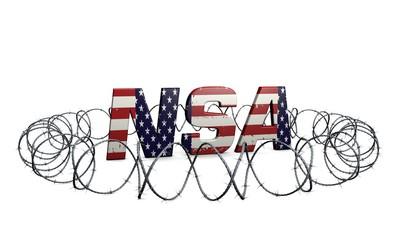 NSA - USA - Stars and Stripes