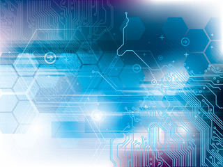 Background of technology with integrated circuit