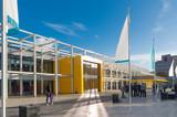 Fototapeta school entrance