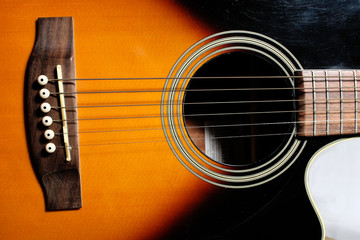 chitarra stumento musicale