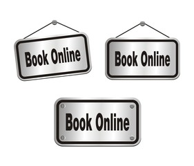 book online - silver signs