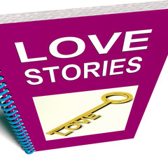 Love Stories Book Gives Tales of Romantic and loving Feelings