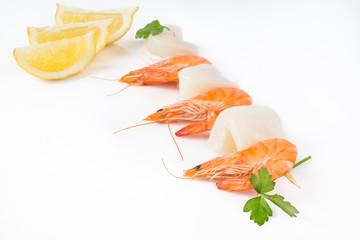 Spiedo di pesce