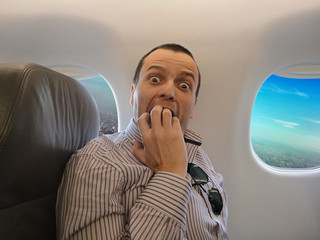 Fear of flying - Pteromerhanophobia