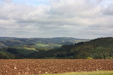 Landschap Eifel