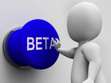 Beta Button Shows Software Trials And Versions