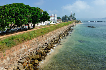 Sri Lanka - cittadina di Galle