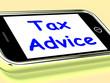 Tax Advice On Phone Shows Taxation Help Online