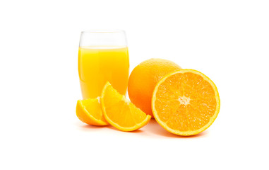 Composición de naranjas