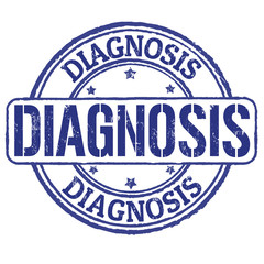 Diagnosis  stamp