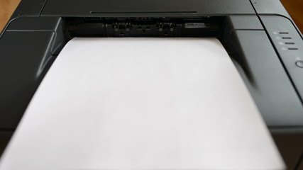 Office laser printer