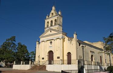 Nuestra Senora del Carmen Church, Santa Clara, Cuba