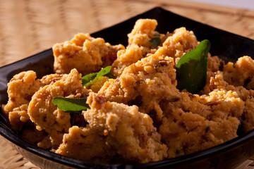 Vegetable Pakoda - Indian fritters.