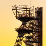 Fototapeta Mining Industry Monument
