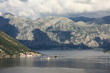 Boka Kotorska, Kotor Bay, Montenegro