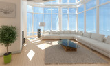 3D - Luxus Apartment (II)