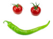 Smiling Vegetables