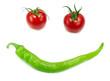 Smiling Vegetables