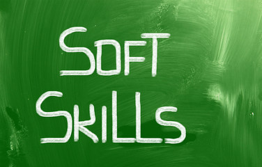 Soft Skills Concept