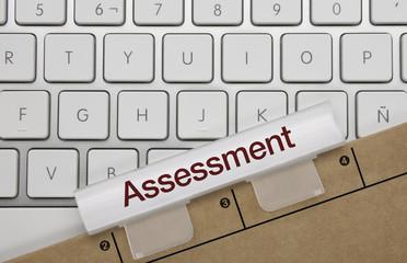 Assessment. Keyboard
