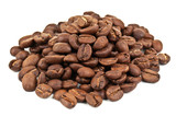 heap of coffe beans